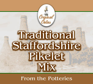 Staffordshire Pikelet Mix